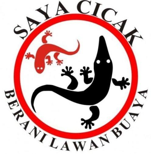 CICAK LAWAN BUAYA